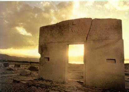 la porte du soleil tiwanaku 224 la recherche du temps pass 233 voyage en bolivie bolivie am 233 rique du sud l