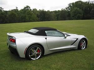 Corvette C7 Cabriolet : 2014 chevrolet corvette c7 3lt convertible in blade silver metallic 5 corvetteforum ~ Medecine-chirurgie-esthetiques.com Avis de Voitures