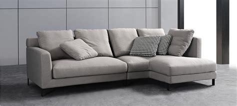 canapé d angle en tissus canapé d 39 angle tissu gris au meilleur prix