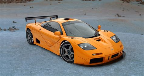 Ranking The 10 Fastest British Sports Cars Ever Made | HotCars