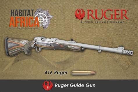 ruger  ruger guide gun habitat africa habitat africa