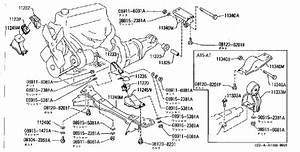 Engine  U0026 Transmission Mounting For 1988