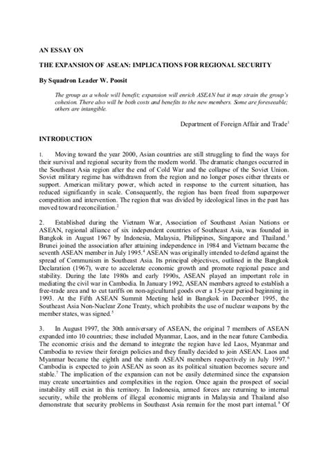 preschool observation essay academic writing help 646 | an essay on the expansion of asean implications for regional securityt 1 638