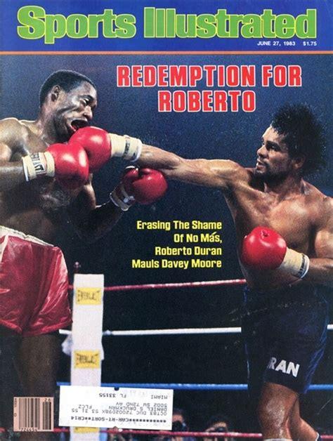 mma si鑒e sports illustrated roberto duran magazine covers box sports illustrated covers and mma