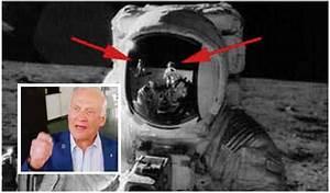 HOAX - 'Buzz Aldrin Admits Moon Landings Were Fake'
