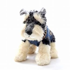 Popular Stuffed Schnauzer Dog-Buy Cheap Stuffed Schnauzer ...