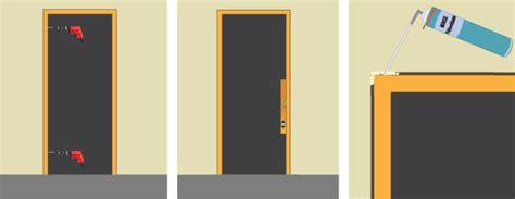 poser un bloc porte porte