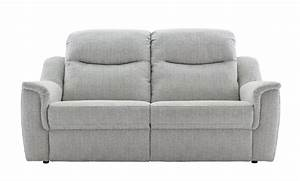 G Plan Firth Three Seater Lhf Power Recliner Sofa