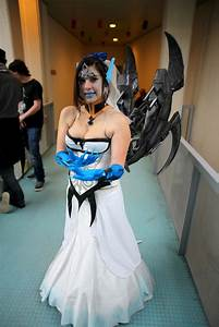 Cosplay Morgana Ghost Bride by Lowenaaa on DeviantArt