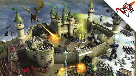 stronghold legends mission   road  hell