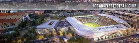 Banc Of California Stadium  Los Angeles Football Club