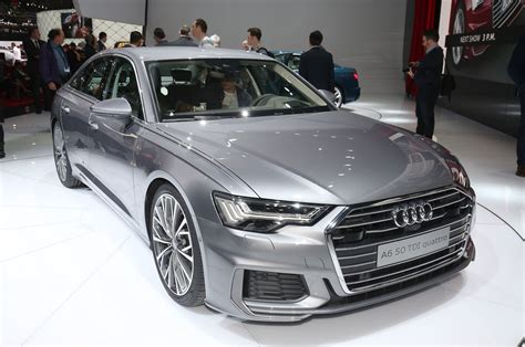 Audi A6 Picture by 2019 Audi A6 Look Motor Trend