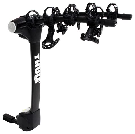 thule vertex  bike rack     hitches tilting