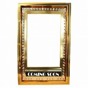 "Original Hollywood ""Coming Soon"" Illuminated Marquee ..."