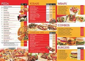 takeaway menu template free 1 popular sample templates With takeaway menu template free