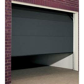 porte garage sectionnelle castorama porte de garage sectionnelle confort gris anthracite castorama