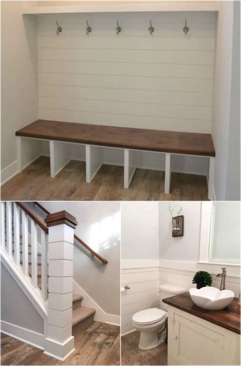 25 Rustic Shiplap Decor And Furniture Ideas For A