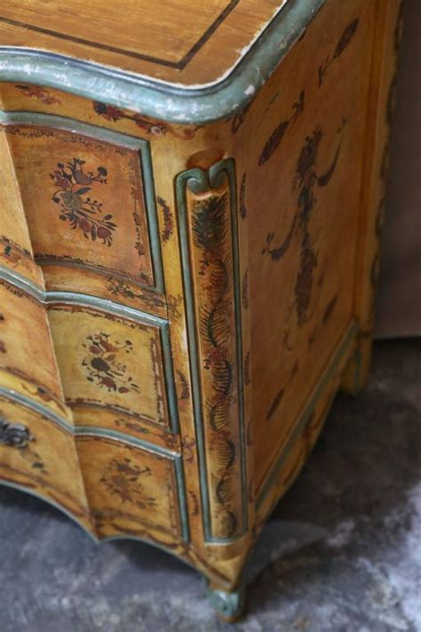 antique widdicomb dresser vintage widdicomb dresser painted in the italian rococo