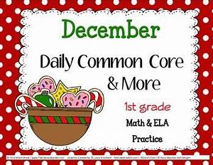 MORNING WORK {Daily Common Core & More} - DECEMBER ~1st ...
