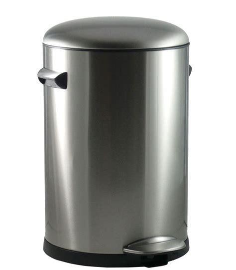 poubelle de cuisine à pédale vintage 20l wadiga com