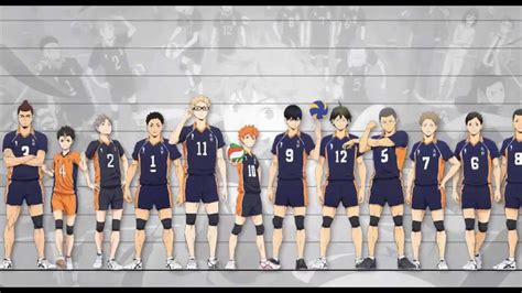 The following is a list of characters from haikyu!!, a manga and anime series created by haruichi furudate. Which Haikyuu!! Character Is Your Soulmate? Find Out Who to Date Here