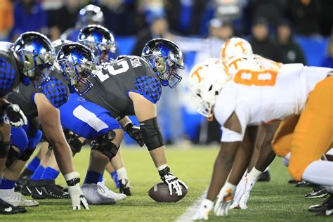 Tennessee Vols vs Kentucky Football start time and TV info ...