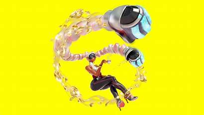 Arms Twintelle Nintendo Switch Characters Cobra Kid