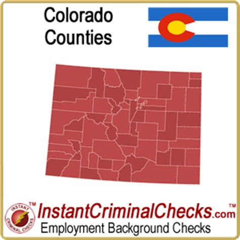 Colorado Background Check Colorado County Criminal Background Checks And Co Court