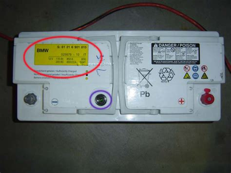 Bmw Battery Replacement by Battery Replacement Bmw 740 Magnum1