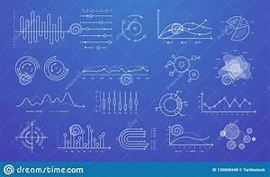 Linear Graph Chart  Thin Line Charts  Modern Statistics