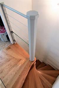 Comment Vitrifier Un Escalier : comment vernir un escalier gallery of comment vernir une porte en bois charmant d caper ~ Farleysfitness.com Idées de Décoration