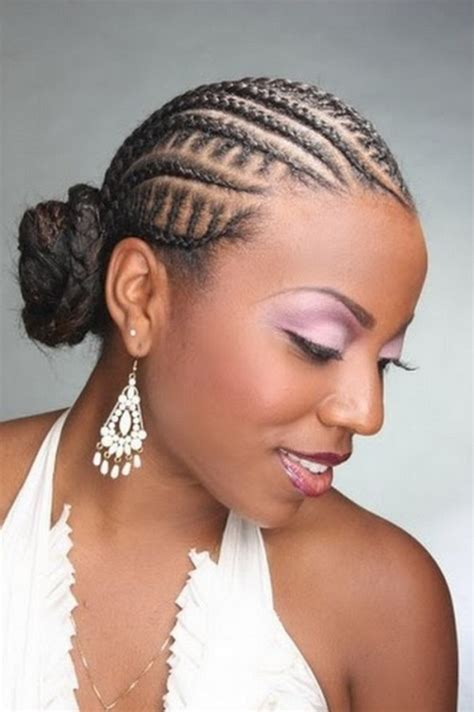 wedding hairstyles black women short hair
