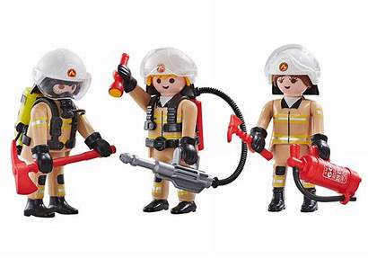 Firefighters Brigade Playmobil