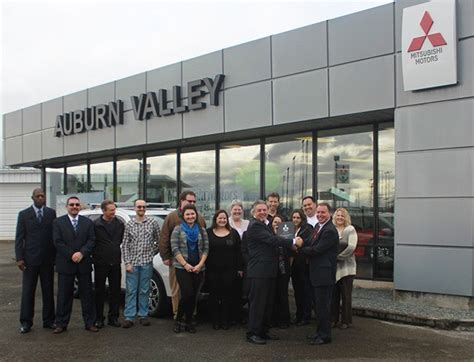 Auburn Mitsubishi by Mitsubishi Dealer Assigned A Franchise In The Nation