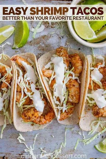 Dinner Taco Recipes Tacos Mexican Cream Fish
