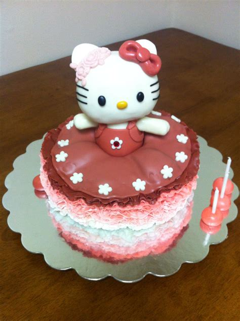 kitty cakes decoration ideas  birthday cakes