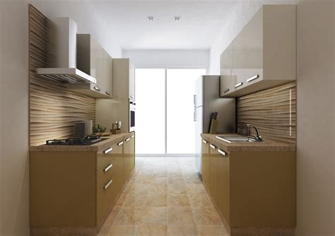 Island Trolley Kitchen - best parallel kitchen wold class service at most affordable cost price bella kitchens pune