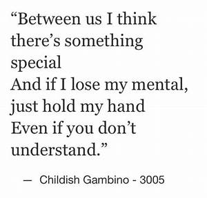 Childish Gambino Quotes. QuotesGram