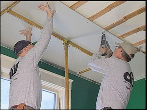 refaire un plafond en placo pose placo plafond refaire un plafond avec du placopl 226 tre bricobistro