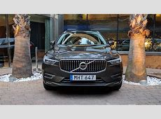 2018 Volvo XC60 Meet the XC90's svelter, sexier sister