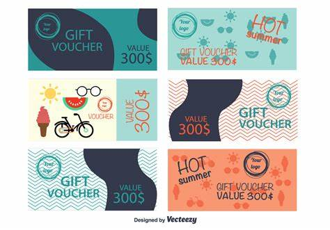 Gift Cards Give The Fine Present summer gift vouchers