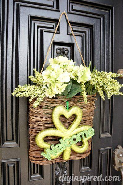 St Day Door Decorations - s day front door decoration diy inspired