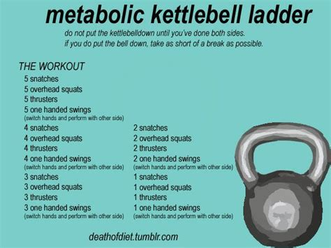kettlebell workout fat burning hiit workouts training longer muscle building ladder excuse kickass perform quotes programme intensity kettlebells benefits exercises