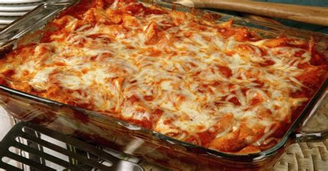baked ziti with ground beef ziti bake with ground beef ricotta cheese livestrong com