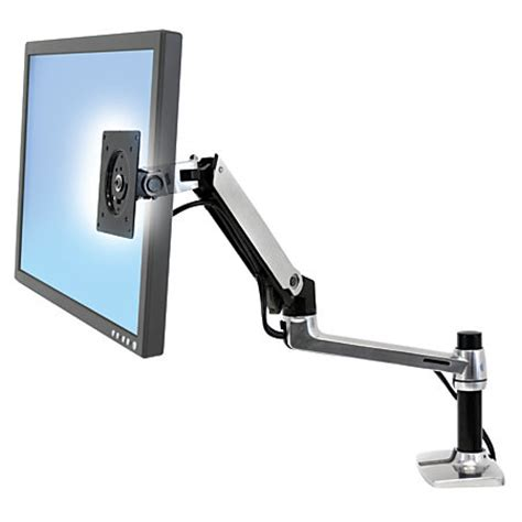 ergotron lx desk mount lcd arm by office depot officemax