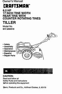 Craftsman 917 29331 Owners Manual Manualslib Makes It Easy