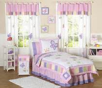 Pink Bedroom Set by Kids Butterfly Bedding Pink Purple Lavender Twin Full Queen Comforter Sets Gi