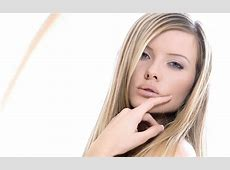 blondes, women, models, lips, Nikky Case, faces Wallpapers