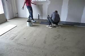 Pose Carrelage Sur Chape : carrelage faire construire avec les maisons bernard lannoy ~ Dallasstarsshop.com Idées de Décoration