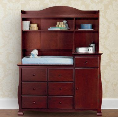 baby changing dresser with hutch changing table dresser combo future babies
